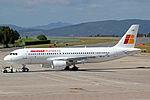 EC-LVQ A320 Iberia Express VGO 2.jpg