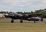 EGVA - Avro Lancaster - Royal Air Force - PA474 (29950902518).jpg