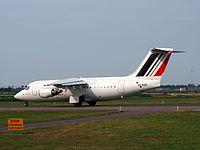 EI-RJD - RJ85 - Aer Lingus