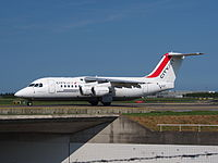 EI-RJF - RJ85 - Air France