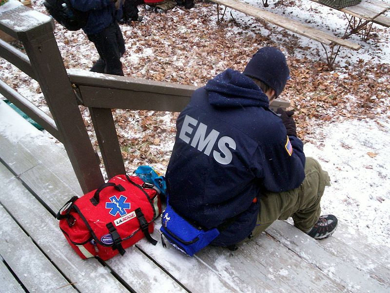 EMT with gear