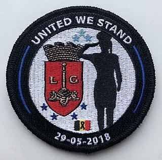 2018 Liège attack 29 May 2018 terrorist action in Liège, Belgium