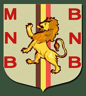 Belgian National Movement - Image: Ecussons MNB
