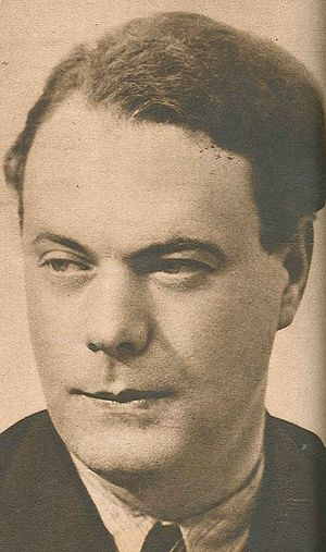 Johannes Edfelt - Johannes Edfelt in the early 1940s.