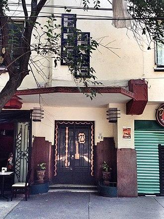 Edificio México - Entrance