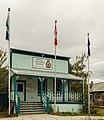 Edificio de la legión canadiense, Dawson City, Yukón, Canadá, 2017-08-27, DD 41.jpg