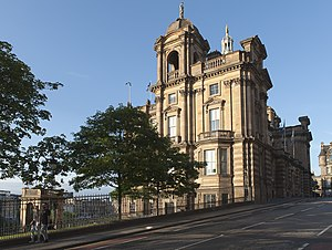 Museum on the Mound - Image: Edinburgh Museum On The Mound pjt