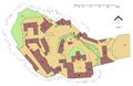 Edinburgh Castle plan coloured.png