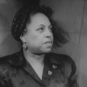 Edith S. Sampson - Edith S. Sampson, photographed by Carl Van Vechten, 1949