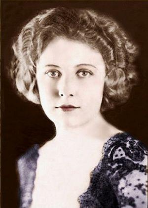 Edna Purviance - Purviance in 1923