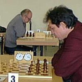 Latvian Chess Championship - Edvīns Kengis is an eight-time Latvian Champion, winning the national contest in 1984, 1987, 1988, 1989, 1990, 1997, 2004 and 2005.