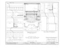 Edward Dexter House, 72 Waterman Street (moved from George Street), Providence, Providence County, RI HABS RI,4-PROV,23- (sheet 31 of 53).png