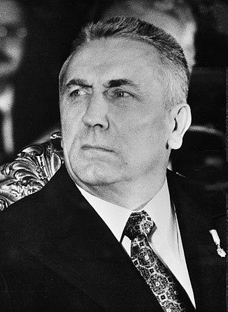 Edward Gierek - Gierek in 1980
