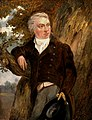 Edward Jenner, with a view of Berkeley, Glos. Oil painting a Wellcome V0017932.jpg