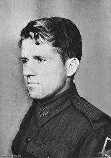 Edward Kenna Australian Victoria Cross recipient