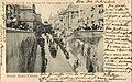 Edward VII visiting Malta, April 1903 - Strada Reale, Valletta.jpg