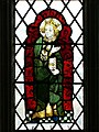 Edward the Confessor, stained glass, Canterbury.jpg