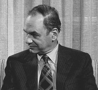 Edwin Newman - Newman in 1975
