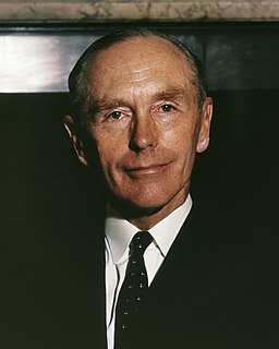 Alec Douglas-Home Prime Minister of the United Kingdom from 1963 to 1964