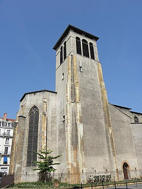 Image illustrative de l'article Église Saint-Bonaventure