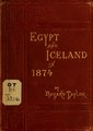 Egypt and Iceland in the year 1874 (IA egypticelandinye00tayl).pdf
