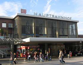 Image illustrative de l'article Gare centrale de Dortmund
