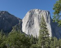 El Capitan in Yosemite National Park which spans eastern portions of Tuolumne, Mariposa and Madera counties in California LCCN2013632931.tif