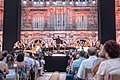 El Coro Nacional de España homenajea a la Plaza Mayor con Carmina Burana (02).jpg