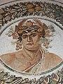El Jem Museum mosaic dionysos detail.jpg