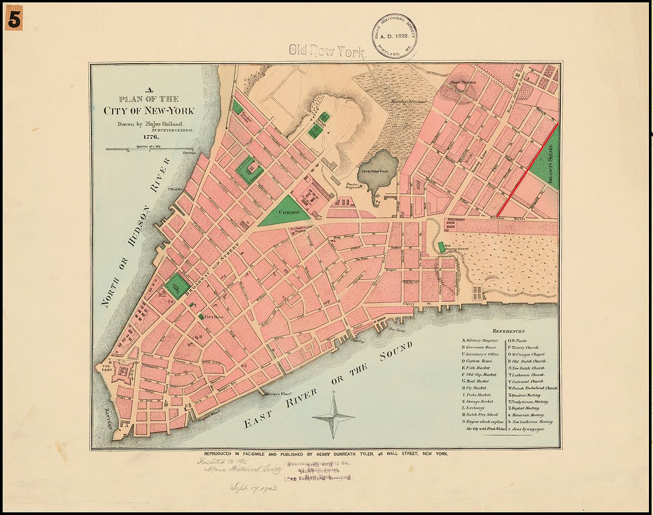 File:Eldridge Street in A Plan of the City of New York (1776) jpg