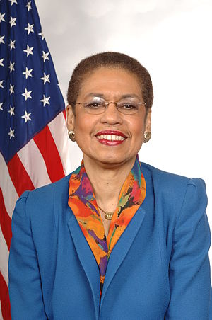 United States House of Representatives election in the District of Columbia, 1996 - Image: Eleanor Holmes Norton