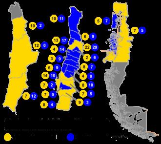 Chilean presidential election, 1920 - Image: Elección presidencial Chile 1920