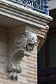 Element architectural, Rue des potiers, Toulouse 04.JPG