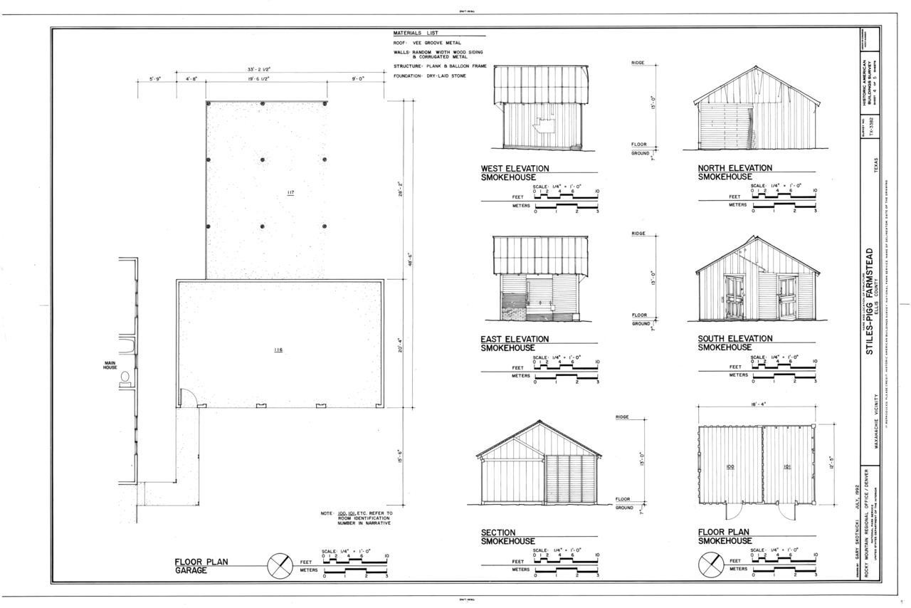 Garage Floor Elevation Code : Garage elevations joy studio design gallery best