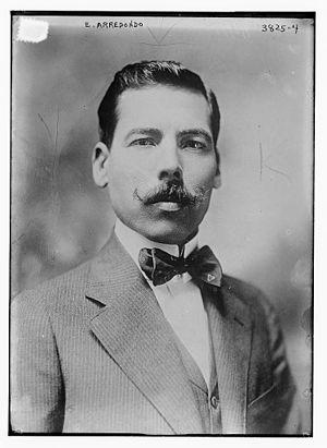 Eliseo Arredondo - Image: Eliseo Arredondo circa 1915