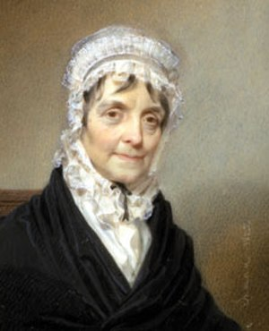 Elizabeth Schuyler Hamilton - Elizabeth Hamilton, 1825 portrait by Henry Inman