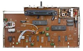 Arcadia 2001 - Arcadia 2001 motherboard