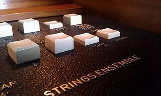 ARP String Ensemble - Image: Eminent 310 Theatre String ensemble