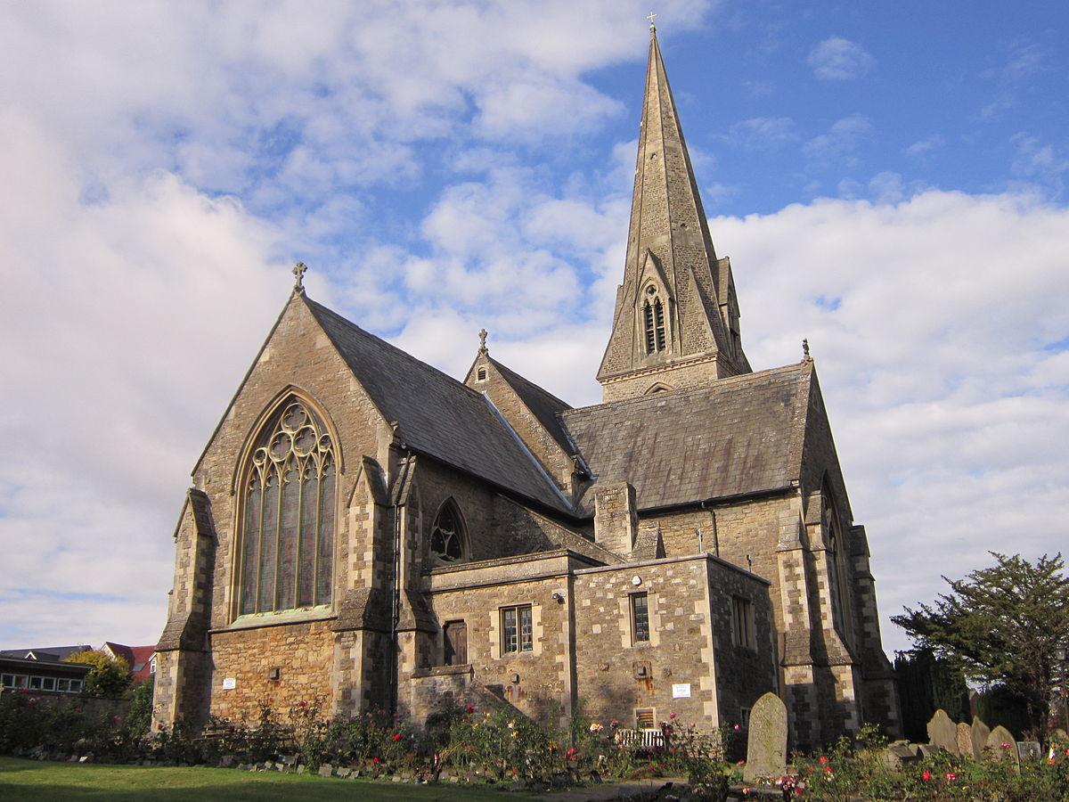 Christ Church Picture: Christ Church, Swindon