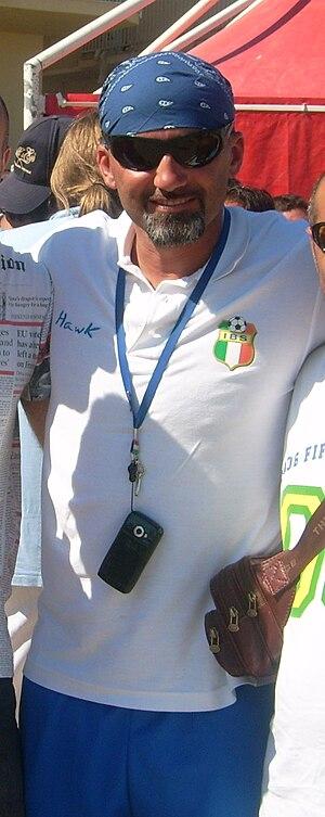 Enrico Annoni - Image: Enrico Annoni 2007by Figiu