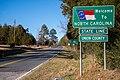 Entering Union County on North Carolina Highway 200.jpg