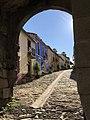 Entrada al Pueblo de Granadilla 01.jpg