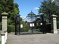 Entrance Gates, (1931) Page Park. - panoramio.jpg