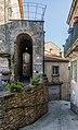 Entrance to Castrum in Belves 01.jpg
