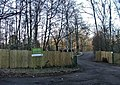 Entrance to Cuffley Camp, Carbone Hill - geograph.org.uk - 115166.jpg