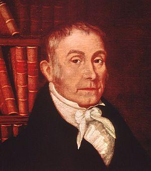 Ephraim McDowell - Portrait of Ephraim McDowell