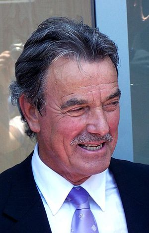 Victor and Nikki Newman - Eric Braeden (pictured) portrays Victor, a vital character to the series.