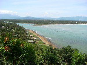 Baler Bay - Image: Erm 8jf