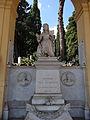 Erminia Fuà Fusinato 's Tomb.JPG