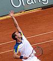 Ernests Gulbis - Roland-Garros 2013 - 006.jpg